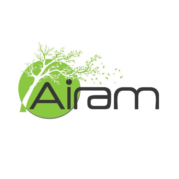 Airam-logo design