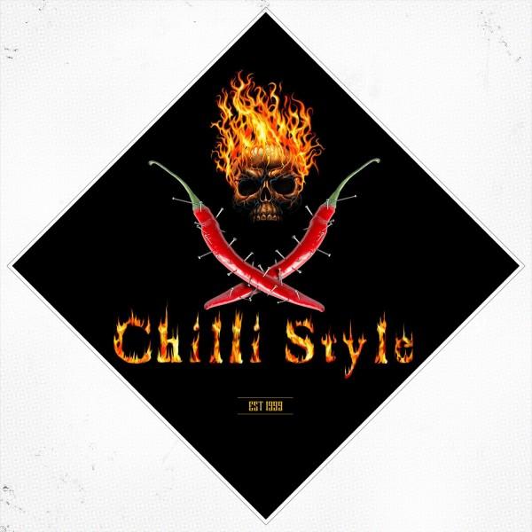 Chilli style logo design by roman strazanec