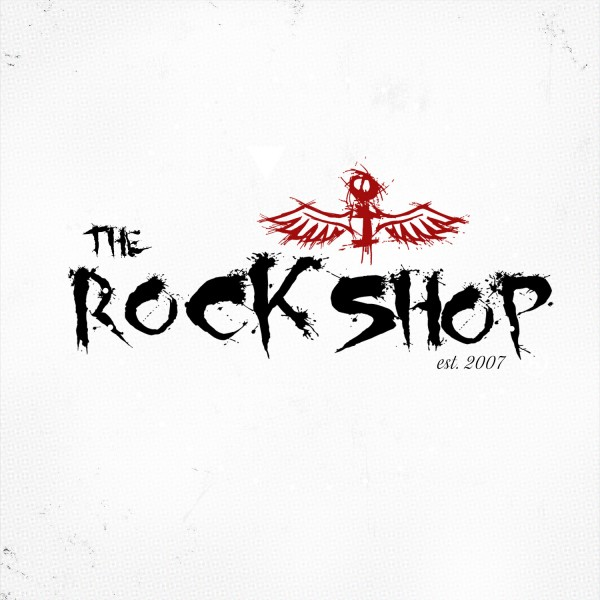 The Rock Shop logo design by roman strazanec