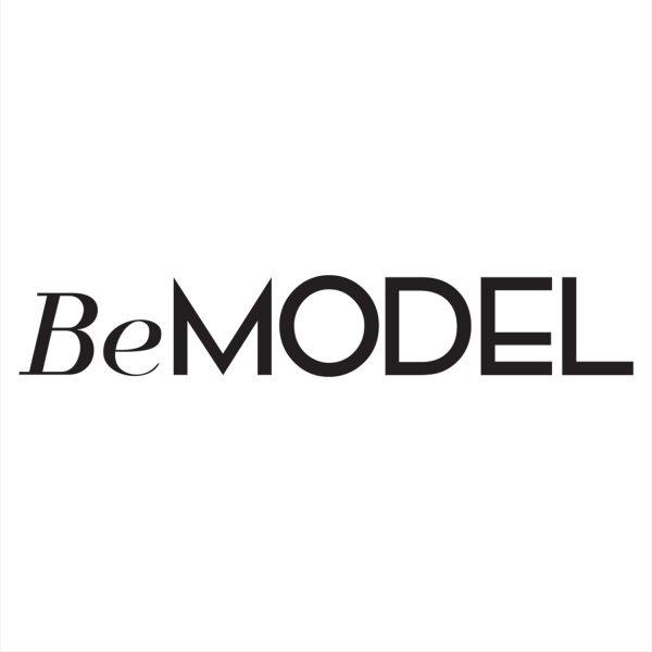 Be MODEL logo