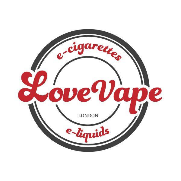 Love Vape logo