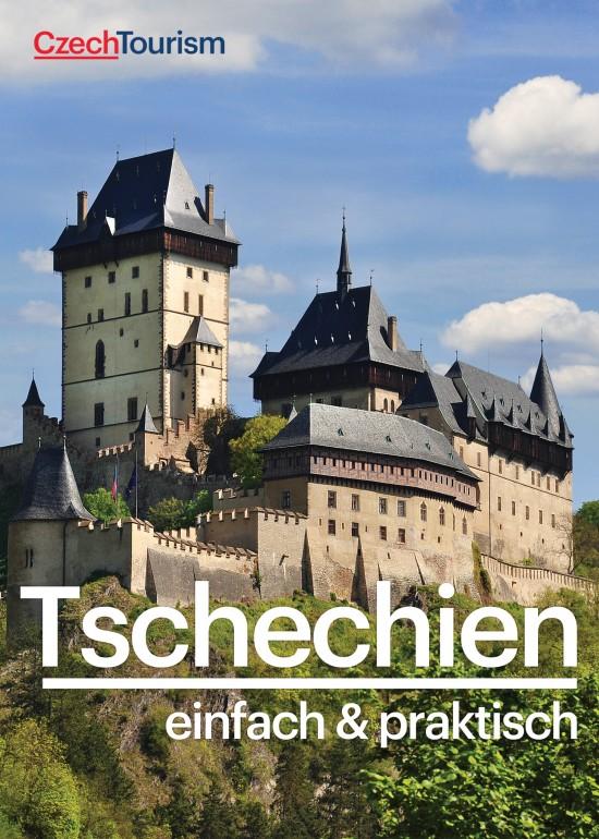 Czech Tourism brochure