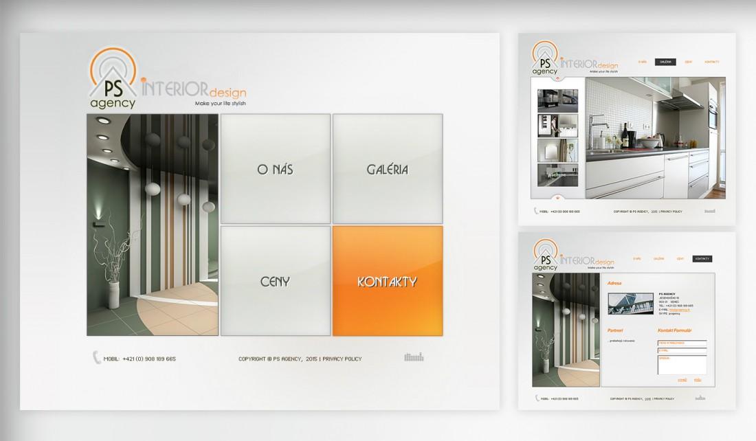 ps agency webdesign by roman strazanec